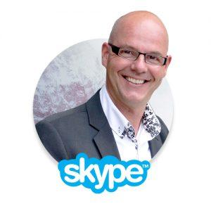 Portraitbild zu Skypekontakt: Skype-Coachings zu allen Verkaufsthemen inkl. Akquise.